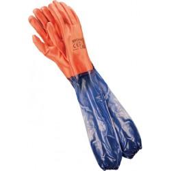 Rękawice ochronne PCV60
