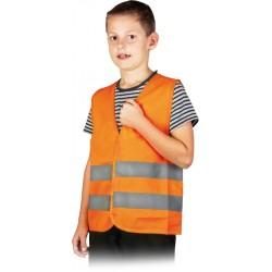 Kamizelka ostrzegawcza dziecięca KOS-KIDS