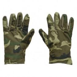 Rękawice drelichowe moro