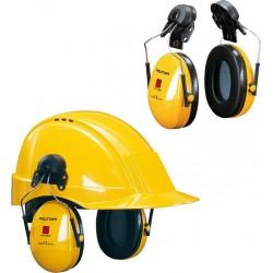 Ochronniki słuchu nahełmowe 3M-OPTIME1-H