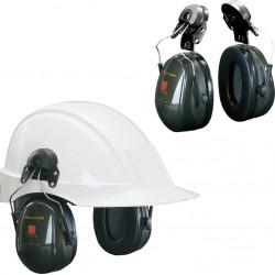 Ochronniki słuchu nahełmowe 3M-OPTIME2-H