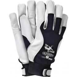 Rękawice wzmacniane skórą Rleverest
