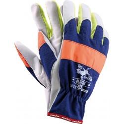 Rękawice wzmacniane skórą RLneox