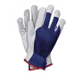 Rękawice wzmacniane skórą RLtoper-Mech