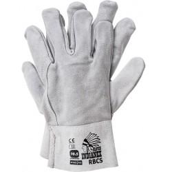 Rękawice skórzane RBCS