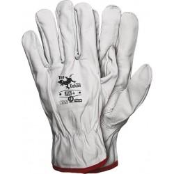 Rękawice skórzane RLCS+