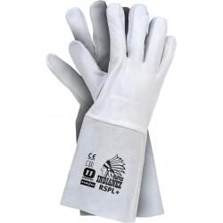 Rękawice skórzane RSPL+