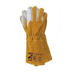 Rękawice skórzane Yellowbee
